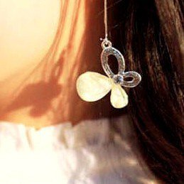 Boucles d'oreilles Little Butterfly