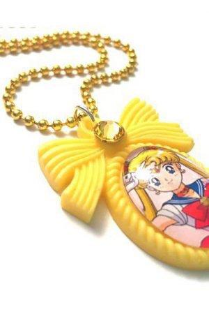 Collier Sailor Moon Jaune