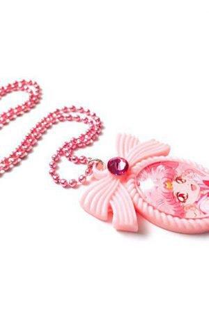 Collier Sailor Chibi Rose
