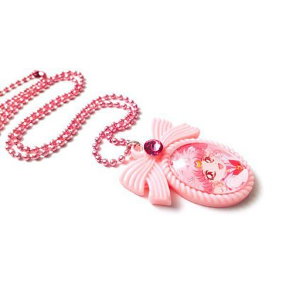 Collier Sailor Chibi Rose
