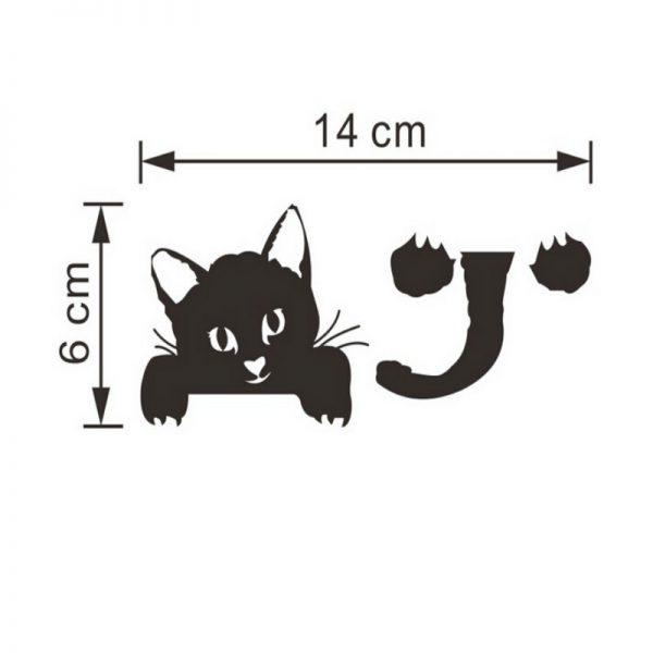 Stickers Cute Cat