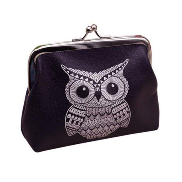 Porte-Monnaie Owl