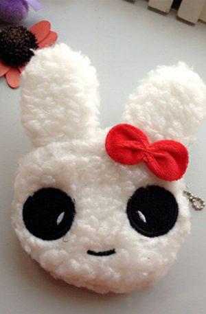 Porte Monnaie Kawaii Bunny