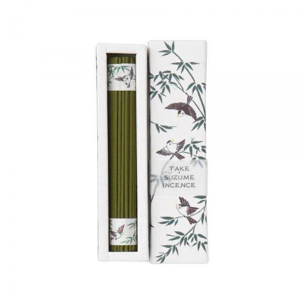 50 authentiques encens japonais Bambou frais