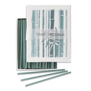 90 encens japonais Bambou Hanga