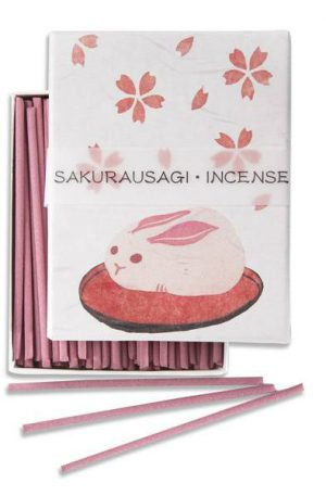 90 encens japonais fleur de cerisier Hanga