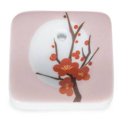 Sens Japonais thème prune
