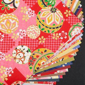 Paiper origami washi japonais large