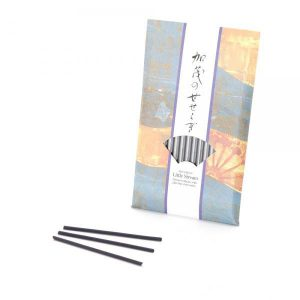 Encens japonais Petit Ruisseau à 15 bâtons