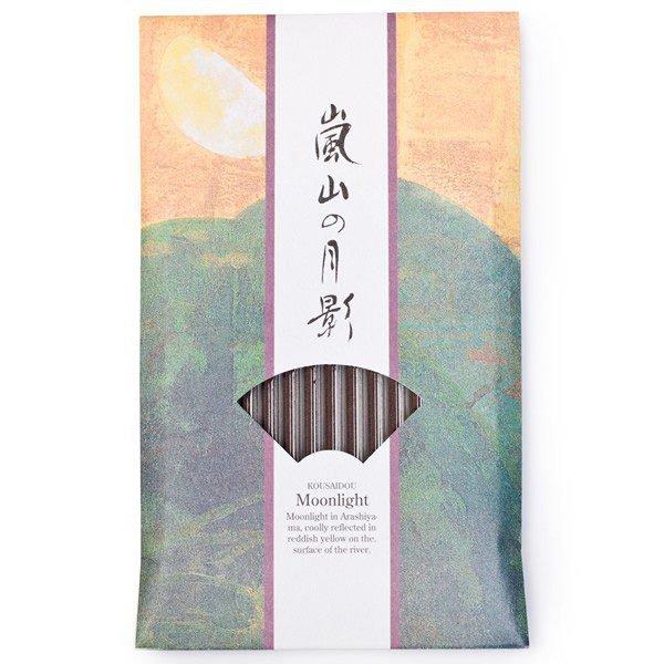 Encens japonais bio Clair de Lune 15 bâtons