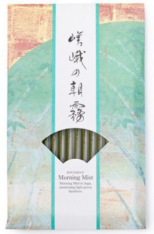 Encens japonais « Brume du matin 15 bâtons