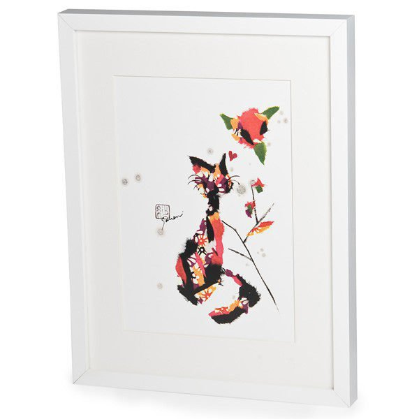 Art Japonais Des Pattes pour mieux réfléchir