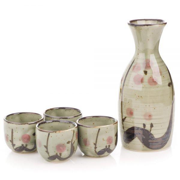 Assortiment de Sake japonais Ume