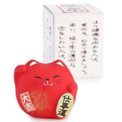 Petit chat Feng Shui pour la prospérité et la chance au travail
