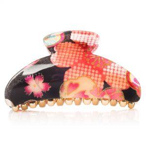 Pince à cheveux japonaise fleur de cerisier