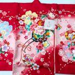 kimono panier fleurs
