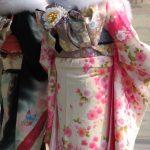 La mode du kimono moderne créée par les jeunes japonais