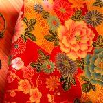 tissu pour kimono