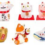 Chat porte bonheur Japonais