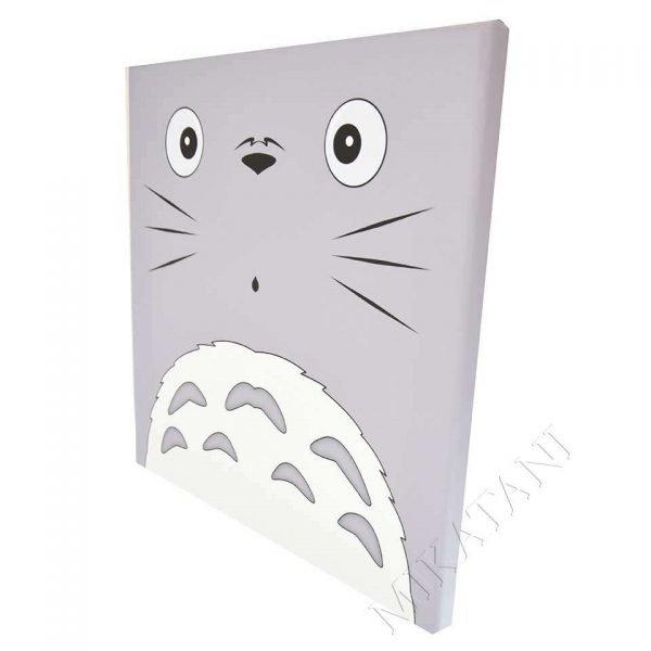 Toile imprimée Totoro
