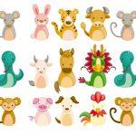 Les animaux et l'année de naissance dans la culture japonaise