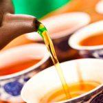 Le thé au japon