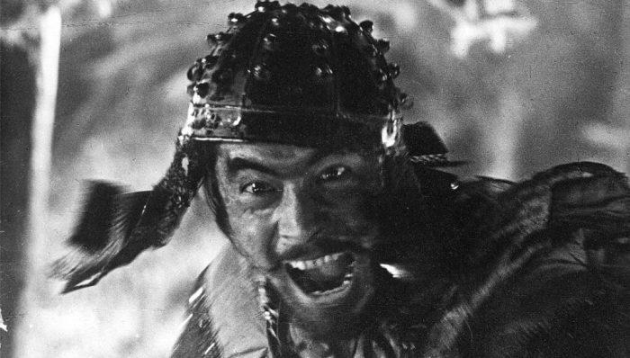 cinéma japonais les 7 samourais