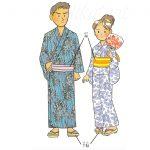 Kimonos pour hommes