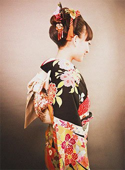 femme kimono