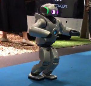 robot japonais