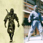 La relation entre le ninja japonais et le kimono