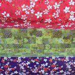 kimono fleurs