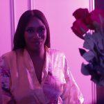 aya nakamura kimono court rose djadja fin du clip
