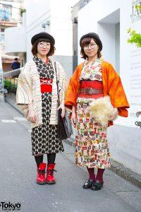 kimono chapeau et bottes