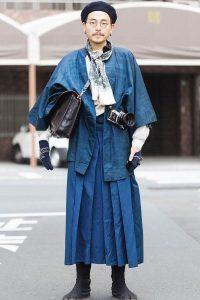kimono mode japon